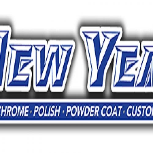 New Year Metal Finishing
