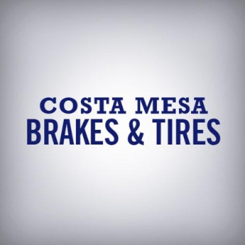 Costa Mesa Brakes and Tires
